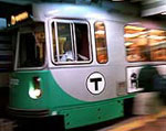 Green Line trolley