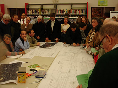Green Line workshop