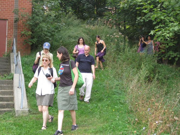 Community Path walk